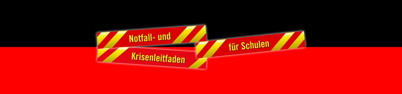 Banner Krisen- und Notfallleitfaden